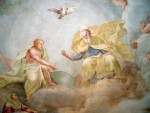 Holy Trinity by Luca Rossetti da Orta