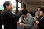2010년 4월 11일 한상호 신부님 방문