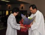 2010년 5월 9일 황선기 마티아 주임신부님 영명축일