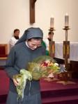 2011년 2월 20일 - 김 실베리아 수녀님 환영식