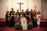 2011년 4월 23일 부활 세례식